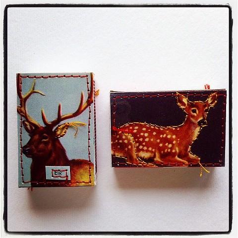 Elk & Baby Deer~