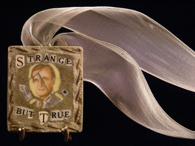 Strange But True~