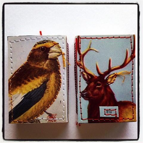 Bird & Elk~