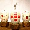 Three Red Eggs~