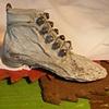 Mud Nail Lace Ups~  Sold/LCG 6.19.2012
