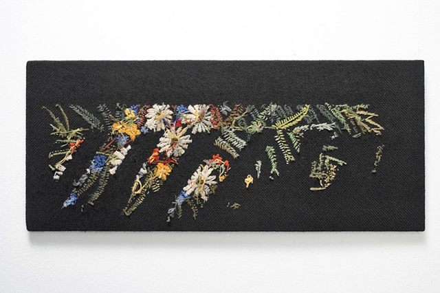 UNTITLED (DE-EMBROIDERY)