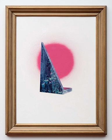 wilhelm reich, clive murphy, thrift store art - clive murphy artist