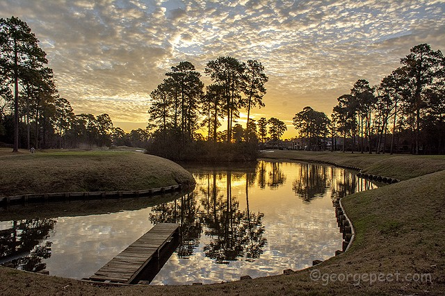 3rd and 12th tees_Forest Course_The Clubs of Kingwood, TX