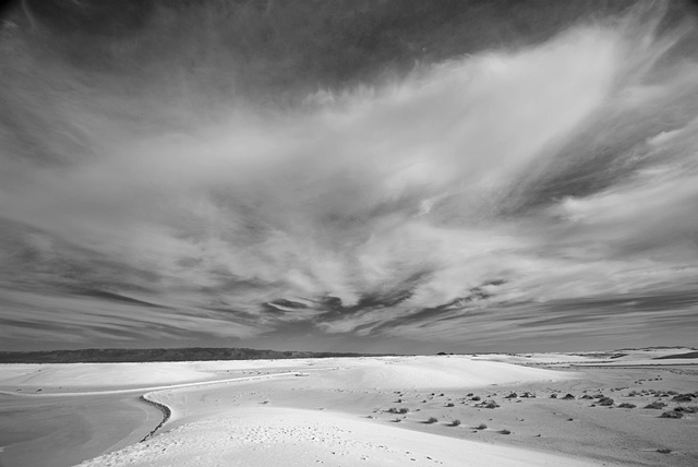 White Sands National Monument, NM_5975