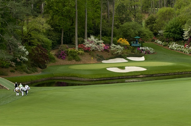 Augusta National_12th, Augusta, GA