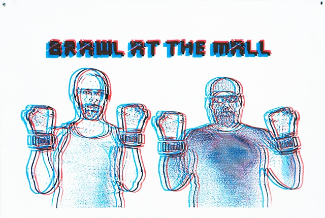 Brawl at the Mall #6