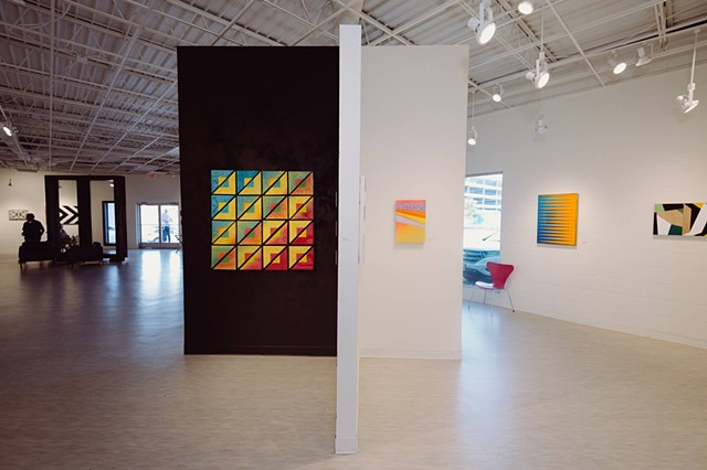 Installation View | Photo Credit: Walt Burns