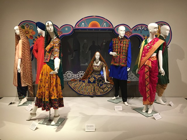 Fashion: India's Muse Phoenix Art Museum Curated by Helen Jean