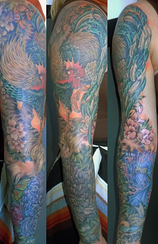 Rooster Sleeve