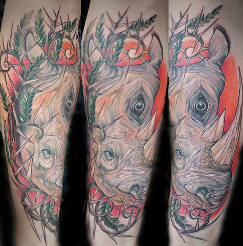 Third Eye Rhino