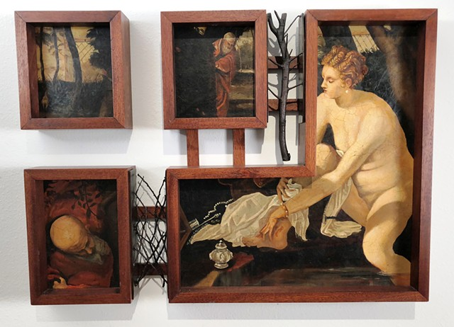 The Wisdom of Daniel #2: After Tintoretto