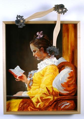 Reader: After Fragonard