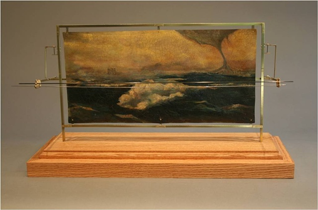 Winslow Homer, The Gulf Stream, James Volkert