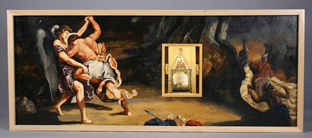 Reliquary: After Delacroix