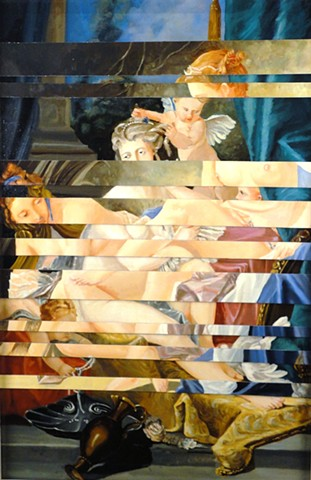 Deconstructed Allegories: After Boucher