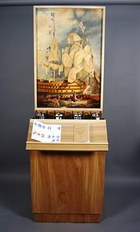 Turner, Battle of Trafalgar