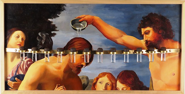 Evidence (water): After Guido Reni