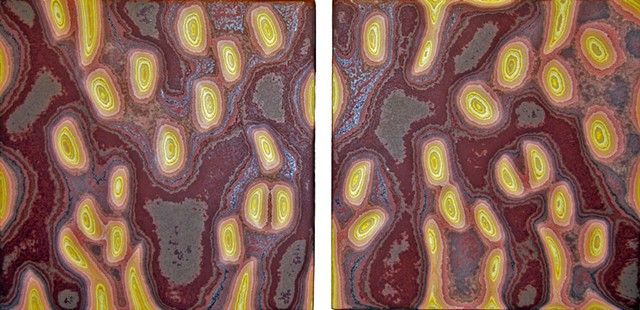 MetaForm Phase#13 (diptych)
