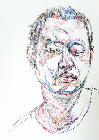 drawing by QingSong