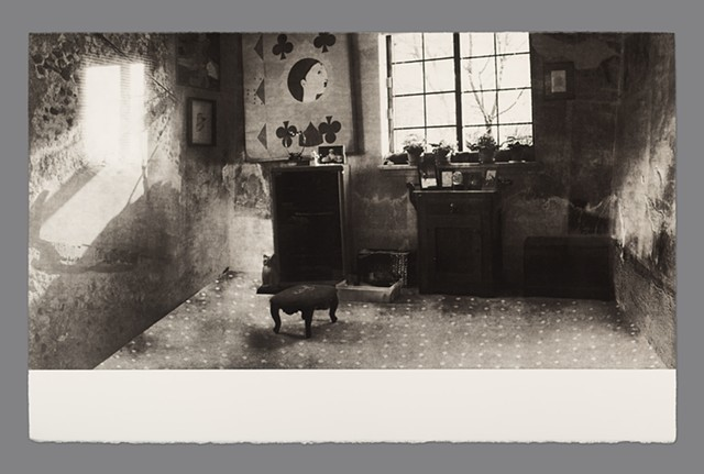 Printmaking, photography, photo-mechanical, intaglio, gravure, photopolymer gravure, chine-collé, collage, new york artist, new york printmaker