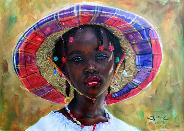 Willia Large Portrat