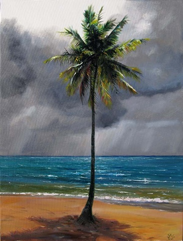 9. Coconut Palm 1