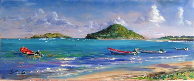 Maria Island 1