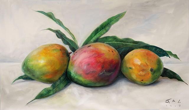 Three Julie Mangoes 🥭