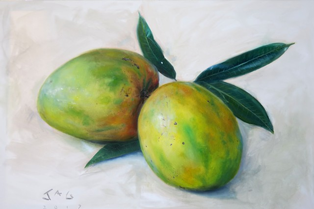 Two Graham Mangoes