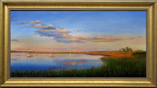 West Bay Landing, Osterville