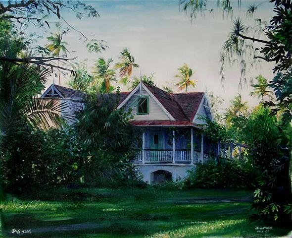 Balenbouche House