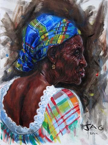 21. Madam Kwéyòl