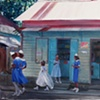 Paintings of St. Lucia 2000-2006