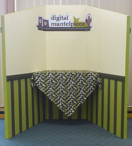 Digital Mantelpiece Story Booth