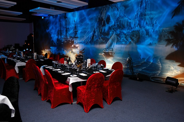 'Pirates' Themed Dinner 1