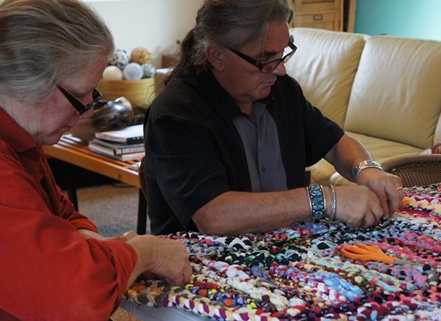 Crochet Jam, Chico, California