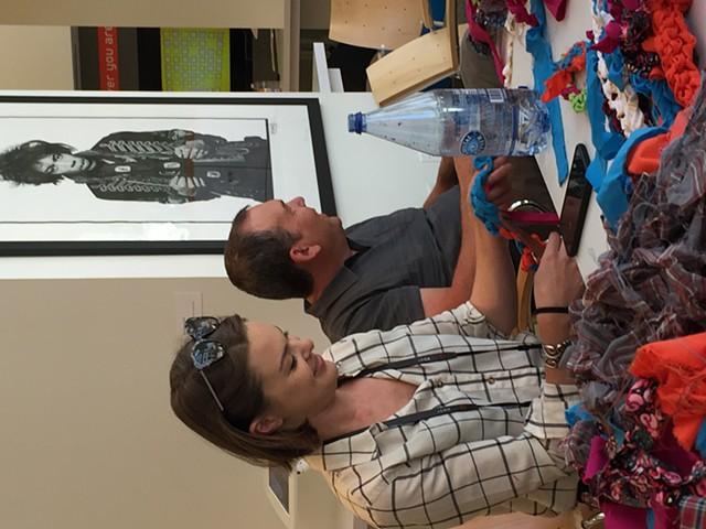 Crochet Jam at the Museum of African Diaspora (MoAD) San Francisco