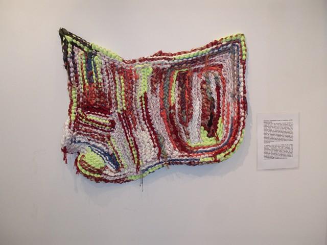 Crochet Jam Tapestry