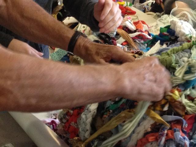 Crochet Jam, NIAD Art Center