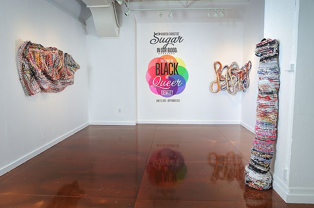 Sugar In Our Blood: The Spirit of Black and Queer Identity at the African American Arts & Culture Complex, San Francisco