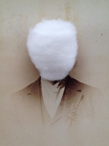 Untitled (Cotton Is King In The Struggle For A Masculine Identity)
