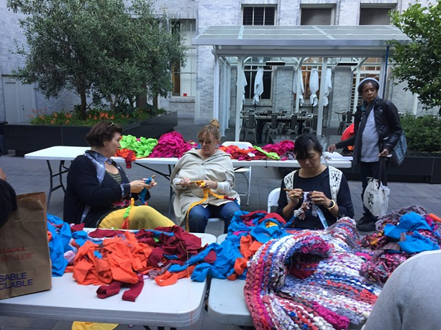 Crochet Jam with SitesUnseen, San Francisco