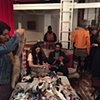 Crochet Jam, Red Poppy Art House, San Francisco
