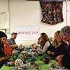 Crochet Jam, SCRAP SF