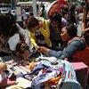 Crochet Jam at Exploratorium San Francisco