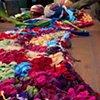 Crochet Jam, Omi Gallery, Impact Hub Oakland, August 2014