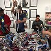 Crochet Jam at Minnesota Street Projects