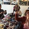 Crochet Jam, Bethany Senior Center, San Francisco