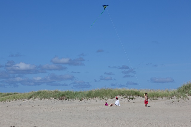 Let's Fly a Kite